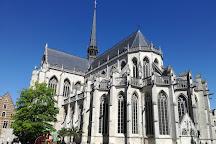 Old Market Square, Leuven, Belgium