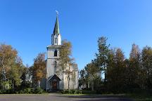 Saltstraumen Church, Bodo, Norway