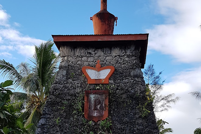 Tomb of King Pomare V, Papeete, French Polynesia