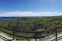 Lagon de la Porte d'Enfer, Anse-Bertrand, Guadeloupe