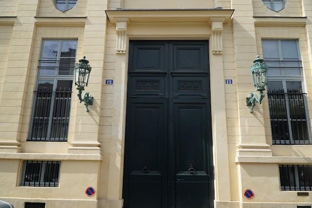 Hôtel de Bourbon Condé