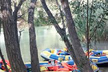 Parque Municipal, Abaran, Spain