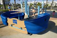 South Beach Park, Santa Monica, United States