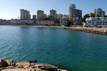 Playa de la Glea, Dehesa de Campoamor, Spain