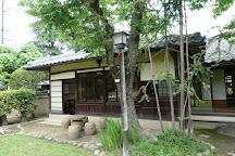 Shiga Naoya Former House, Nara, Japan