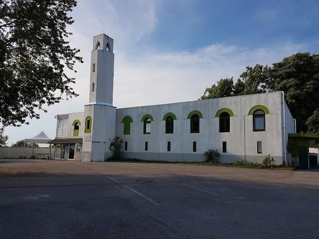 Mosquée Sounna مسجد