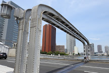 Kachidoki Bridge, Chuo, Japan