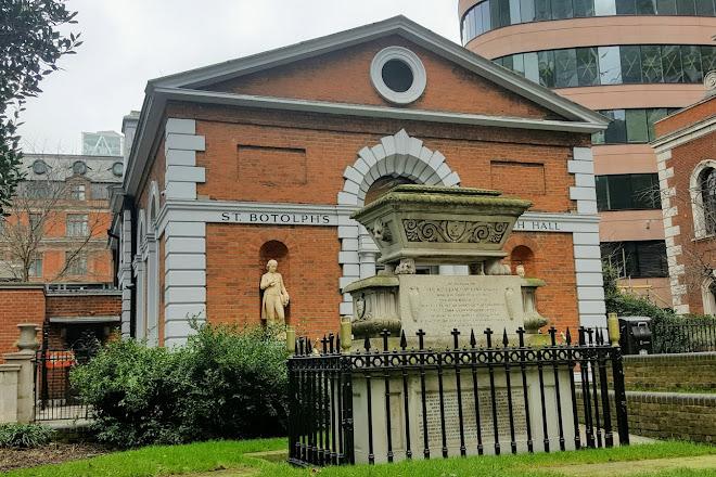 Church of St. Botolph without Bishopsgate, London, United Kingdom