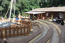Woody Park, Fecamp, France