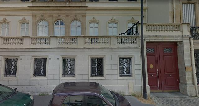 Ambassade de Tunisie