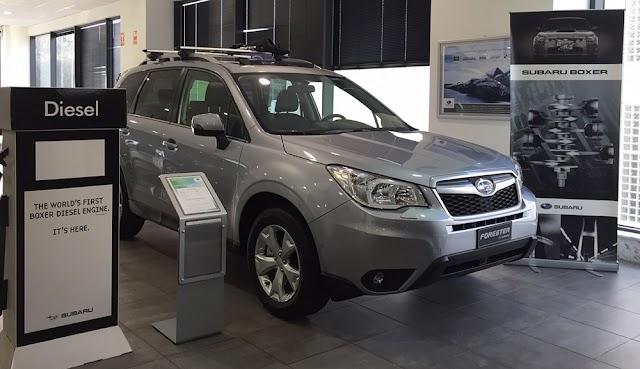 Subaru Bizkaia - Subisa