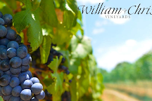 William Chris Vineyards, Hye, United States