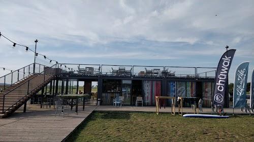 Fenas Kite Spot campsite