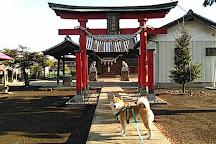 Nagamiya Hikawa Shrine, Fujimino, Japan