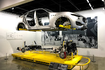 Petersen Automotive Museum, Los Angeles, United States