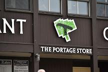 The Portage Store, Algonquin Provincial Park, Canada