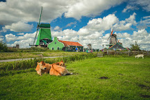 Zaanse Schans, Zaandam, The Netherlands