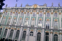 Winter Palace of Peter I, St. Petersburg, Russia