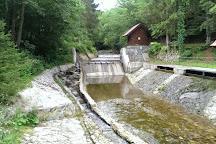 Oplotnica Gorge,  Lačna Gora, Slovenia