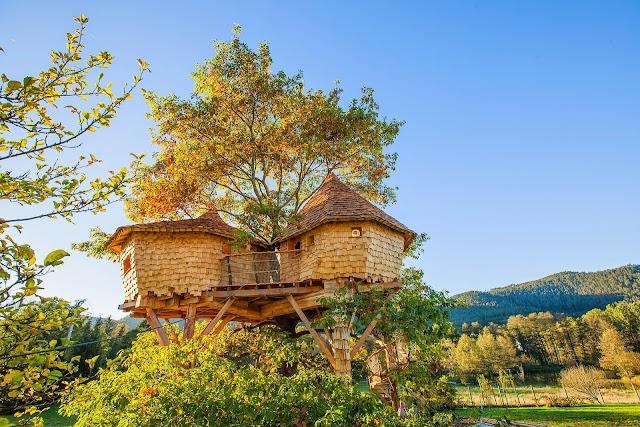 Cabanes du Chene Rouvre
