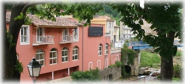 L'Hostellerie de Rennes-les-Bains