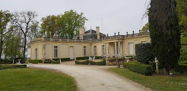 Soc Explo Chateau Haut Sarpe