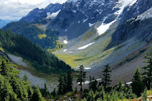 Cascade Pass, North Cascades National Park, United States