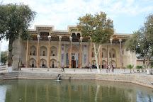 Moschea Bolo-khauz, Bukhara, Uzbekistan