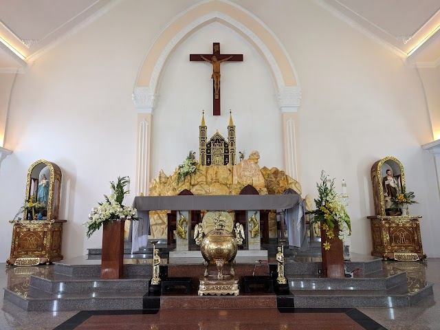 Catholic Cathedral, Hoi An