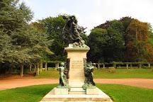 Citadel Park, Ghent, Belgium