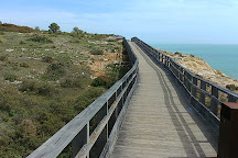 Carvoeiro Boardwalk, Carvoeiro, Portugal
