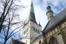St. Olaf's Church, Tallinn, Estonia