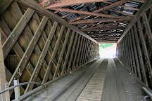 Elder Mill Covered Bridge, Watkinsville, United States