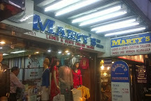 Marty's New Fashion, Bangkok, Thailand