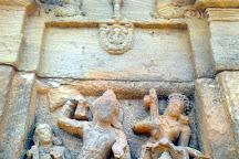 Malegitti Shivalaya Fort and Temple, Badami, India
