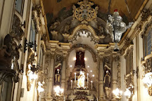 Church of the Third Order of Carmo, Sao Paulo, Brazil