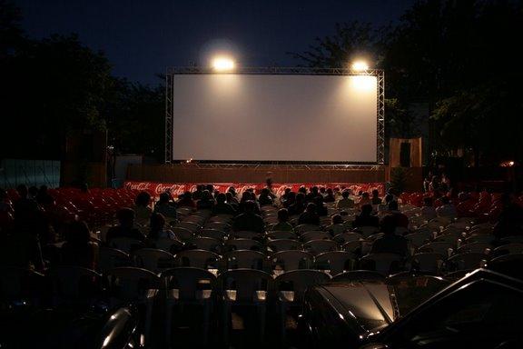 Cine de Verano de la Bombilla- Fescinal