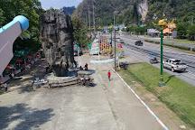 Ruesi Sawan and Luk Suea Cave, Phang Nga, Thailand
