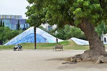 Parc de l'Estacio del Nord, Barcelona, Spain