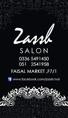 Zassh Salon islamabad