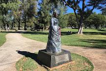 Queen Kapiolani Statue, Honolulu, United States
