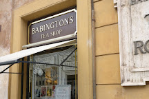 Babington's Tea Room, Rome, Italy