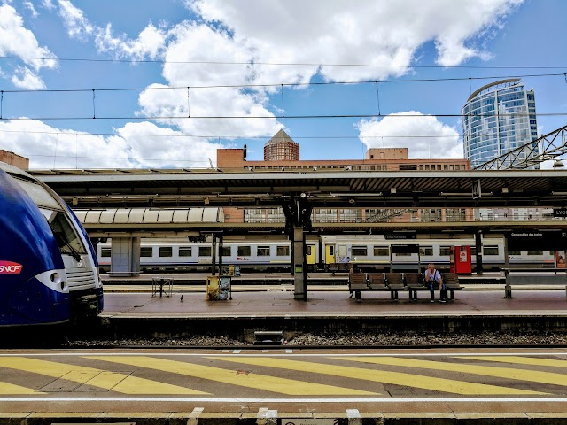 Gare Part-Dieu - 38 rue de la Villette