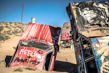 International Car Forest of The Last Church, Goldfield, United States