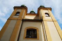 Chapel of the Lord's Mortal Anxiety, Ceske Budejovice, Czech Republic