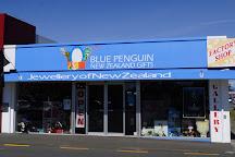 Blue Penguin New Zealand Gifts, Blenheim, New Zealand