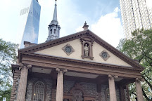 St. Paul's Chapel, New York City, United States