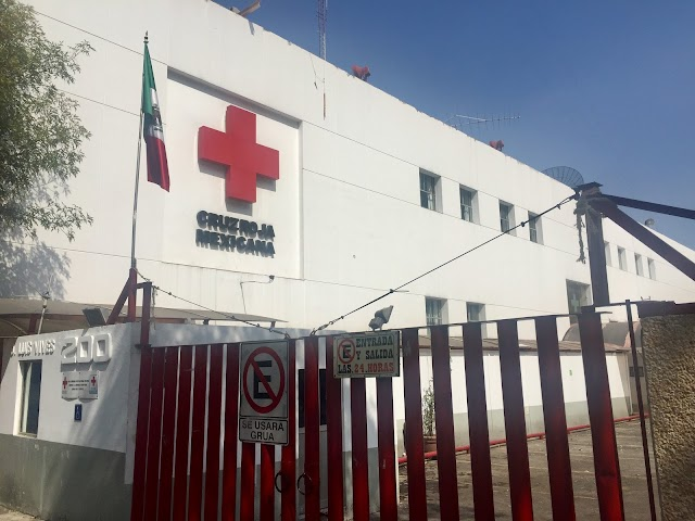 Red Cross Youth, Mexico City