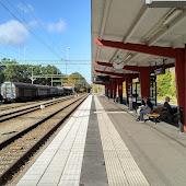 Станция  Karlshamn St.