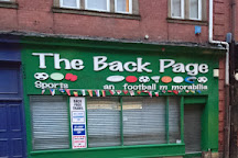 The Back Page, Newcastle upon Tyne, United Kingdom